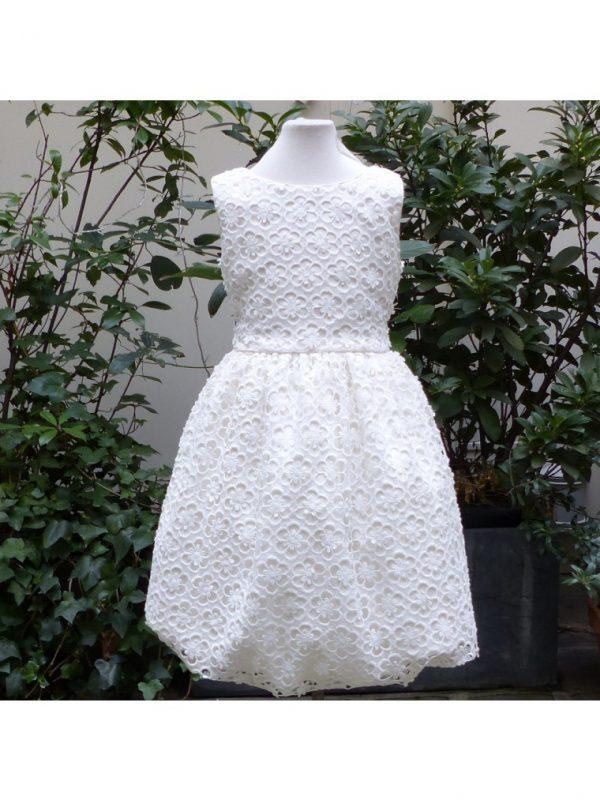 robe-boule-dentelle