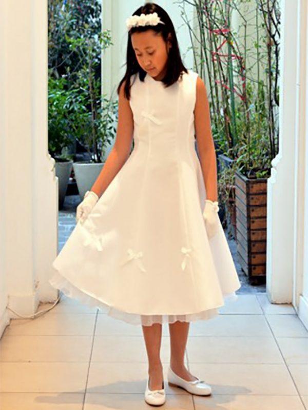 robe-de-communion-noeuds