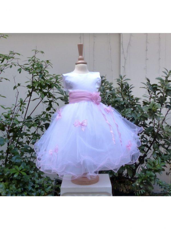 robe-sarah-blanc-rose
