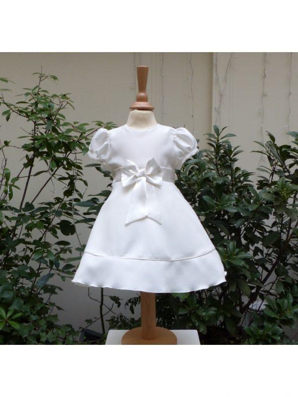 robe-venise-ecru-manches-courtes