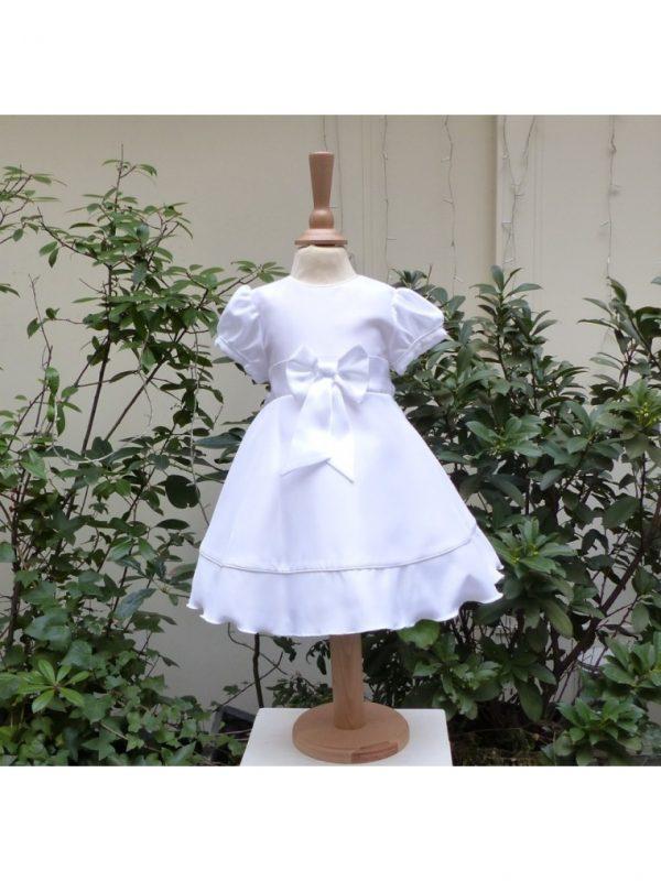 robe-venise-manches-courtes-blanche