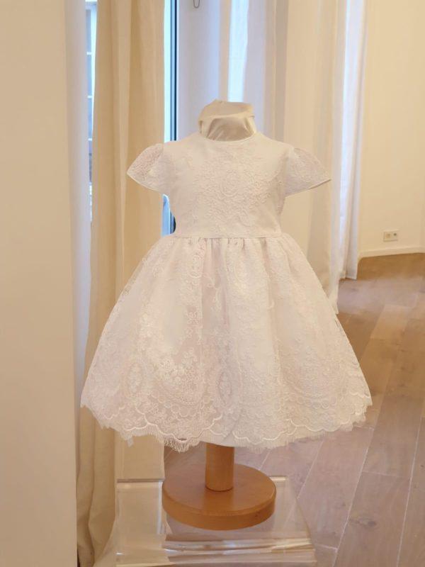 Robe Sissi blanche 145 euro