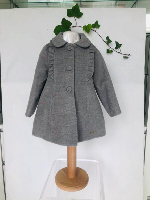 Manteau Mayoral gris du 1 ans au 3 ans 49 euros