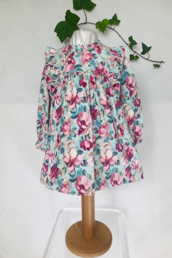 Robe mayoral fleurs du 12 mois au 36 mois 39 euros