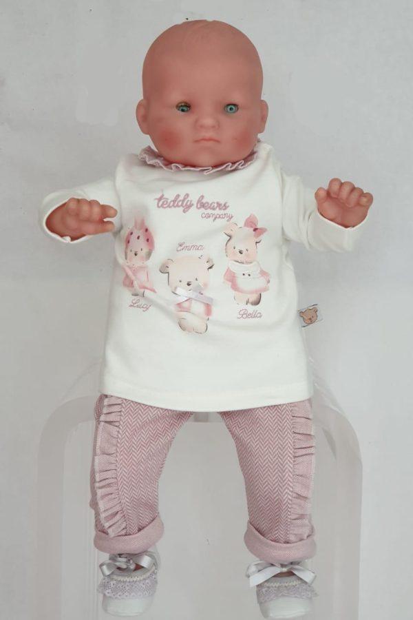 Layette fille ensemble bébé fille 28 euros du 3 mois au 9 mois