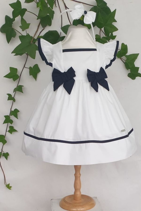 Layette robe patachou marin du 6 mois au 3 ans 45 euros